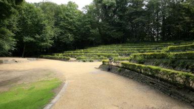 """Le """"Royal Park Festival"""" déménage provisoirement au Théâtre de Verdure à Bruxelles"""