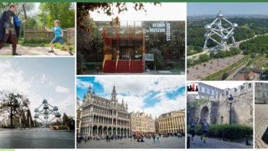 Deuxième édition du festival Breathe with Brussels qui veut faire revivre le tourisme