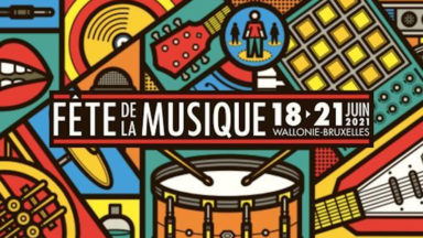 La musique inondera Bruxelles du 18 au 21 juin