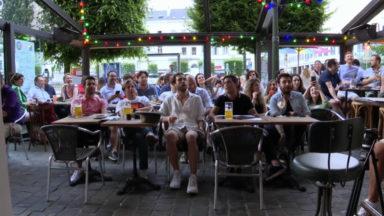 Euro de Football : ambiance dans les bars et cafés pour le coup d'envoi hier