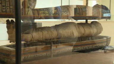 Archéologie : une momie égyptienne de 2.700 ans révèle des traces de chirurgie dentaire