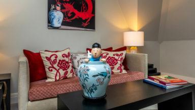 L'hôtel Amigo inaugure une suite Tintin