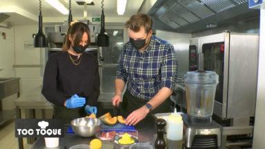 Toc Toque : rendez-vous en cuisine, avec la cheffe bruxelloise Maroussia Nève