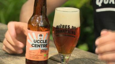 Uccle Centre a désormais sa bière locale, vendue exclusivement chez les commerçants locaux