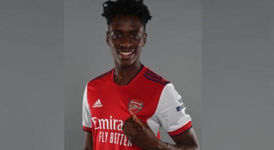 Albert Sambi Lokonga - Arsenal