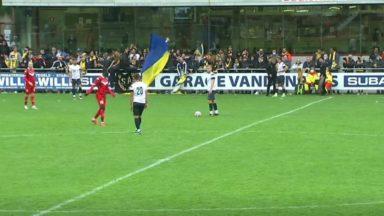 L'Union Saint-Gilloise et Valenciennes se quittent sur un nul (1-1) : revivez le match en vidéo