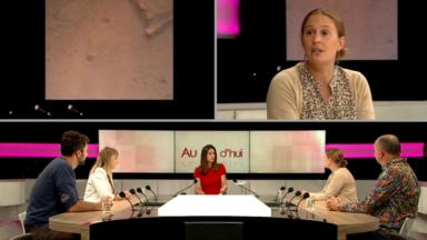 Aujourd'hui en 2050 : à la conquête de Mars