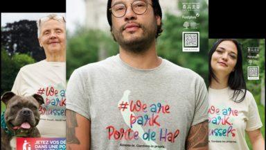 Une campagne contre les déchets dans les parcs bruxellois : leur quantité a doublé en un an