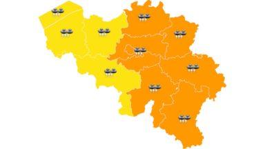 L'IRM prévient : alerte orange aux orages dès ce samedi après-midi