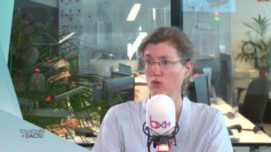 """Catherine Moureaux : """"Je pense qu'on va avoir un afflux de vaccinés à la rentrée"""""""