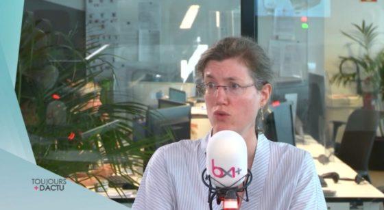 Catherine Moureaux - Invité politique Toujours + d'Actu Grand - 22072021