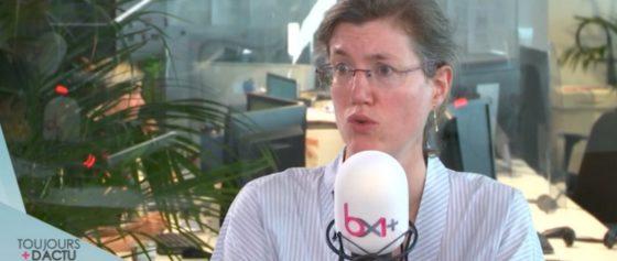 Catherine Moureaux - Invité politique Toujours + d'Actu Petit - 22072021