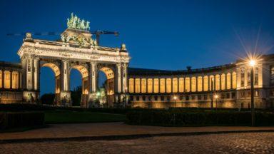 Patrimoine : un nouvel éclairage pour le Parc et les Arcades du Cinquantenaire