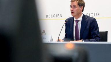 Conseil des ministres restreint sur la situation sanitaire : port du masque et télétravail au coeur des discussions
