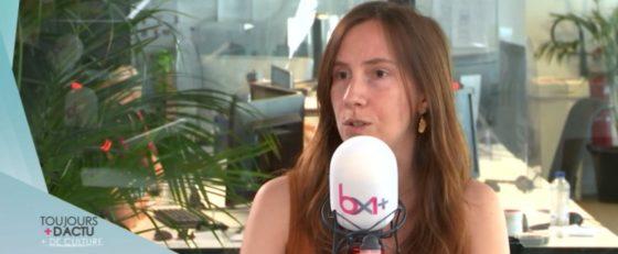 Fabienne Oduro - Invitée radio BX1+ - 23072021