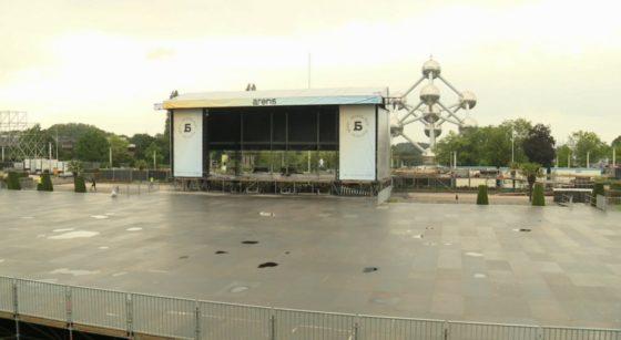 Festival Arena5 Heysel Scène - Capture BX1
