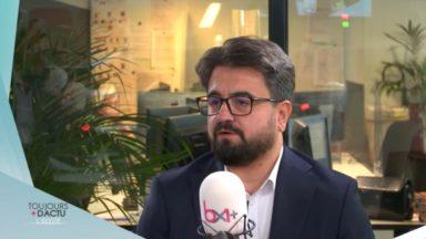 """Ibrahim Dönmez : """"Le Plan taxi devrait arriver au Parlement bruxellois d'ici septembre"""""""
