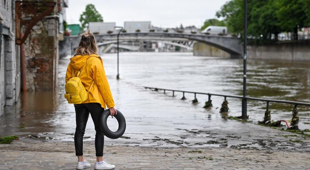 Inondations Namur Juillet 2021 - Belga Maxime Asselberghs