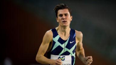 Le champion d'Europe du 1.500m, Jakob Ingebrigtsen, participera au Memorial Van Damme