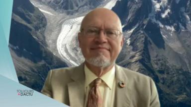 Les climatologues parlent-ils dans le vent ? Interview de Jean-Pascal van Ypersele