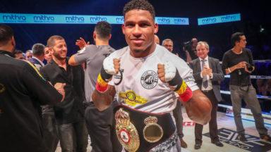 Boxe: Ryad Merhy défendra sa ceinture WBA face à Zhaoxin Zhang