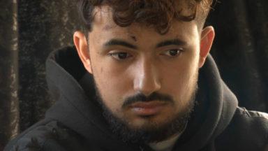 Nidal, 21 ans, assure avoir été victime de violences policières