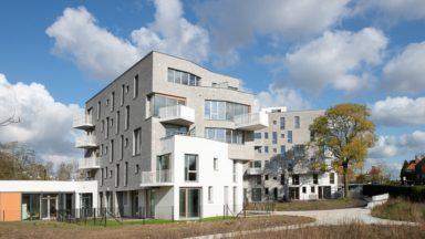 Watermael-Boitsfort : 59 logements, une crèche et une maison médicale aux Archiducs