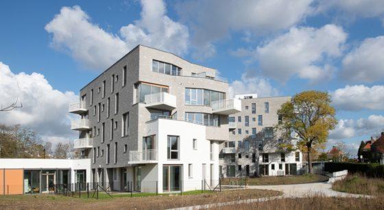 Nouveaux logements Archiducs Sud - Square des Archiducs Watermael-Boitsfort - SLRB