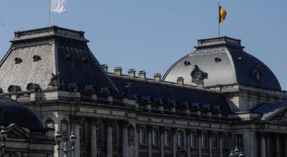 Palais Royal de Bruxelles - Belga Thierry Roge