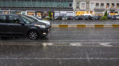Les pluies du 4 juin reconnues comme calamité naturelle publique à Bruxelles