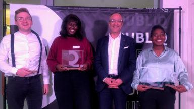 Parlement bruxellois : les vainqueurs du concours d'éloquence Publiq sont connus