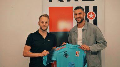 RWDM : le gardien franco-belge Théo Defourny signe pour trois saisons