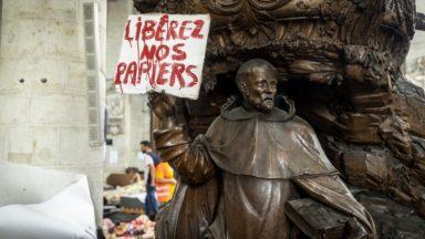 Béguinage, ULB, VUB : où en sont les dossiers des sans-papiersex-grévistes de la faim?