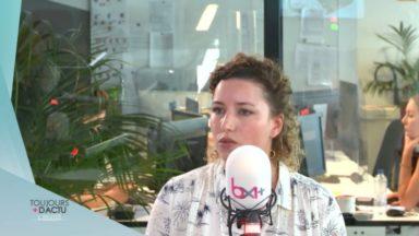 Sarah Schlitz revient sur la polémique autour d'Ihsane Haouach et annonce la nouvelle commissaire