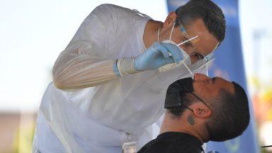 Sciensano : un individu enrhumé ou grippé sur 10 positif au Covid