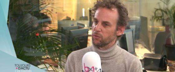 Xavier Genicot - Invité Culture Radio - 16072021