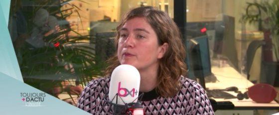 Zoé Genot Invitée politique BX1 - 15072021