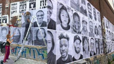 Les regarder dans les yeux : des portraits de réfugiés partout en Europe, dont Bruxelles