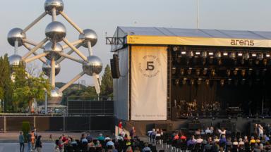 Arena 5 clôture sa première saison de concerts avec 50.000 spectateurs