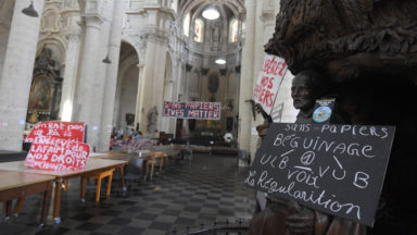 Grève de la faim des sans-papiers : nouvelle manifestation ce dimanche
