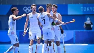 Jeux Olympiques : les Red Lions ouvrent leur tournoi par une victoire
