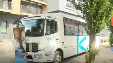 Le vacci-bus s'installe dans six communes bruxelloises cette semaine : voici les horaires