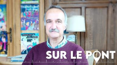 """Olivier Deleuze : """"La méfiance des gens par rapport à la science, aux faits, m'a choqué"""""""