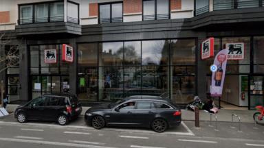 Ixelles : un comité de quartier dénonce les nuisances engendrées par les camions du Delhaize Molière