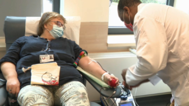 """La Croix-Rouge de Belgique lance une appel au don de sang : """"les stocks sont dans un état critique"""""""