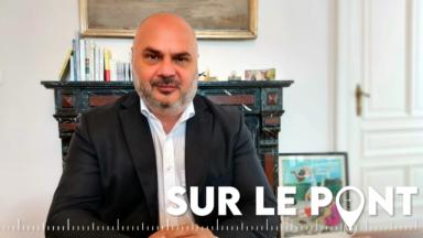 """Christos Doulkeridis : """"C'est la responsabilité du bourgmestre d'organiser l'urgence"""""""