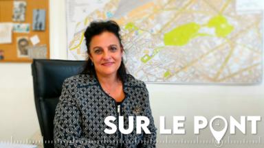 """Mariam El Hamidine : """"Le train était en route et j'ai sauté dedans"""""""