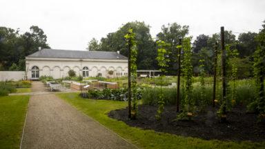 Le jardin botanique de Meise entièrement rénové ouvre ses portes