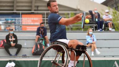 Tennis : l'Ucclois Joachim Gérard remporte Wimbledon