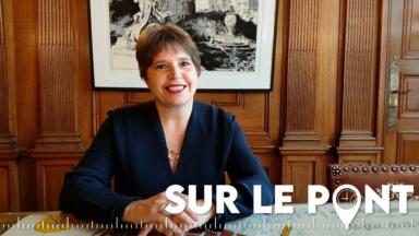 """Cécile Jodogne : """"Parfois, la prise de décision est un moment de grande solitude"""""""